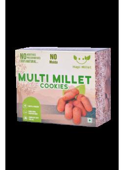Multi Millet Cookies - 125Gms