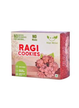 Ragi Cookies - 150 Gms